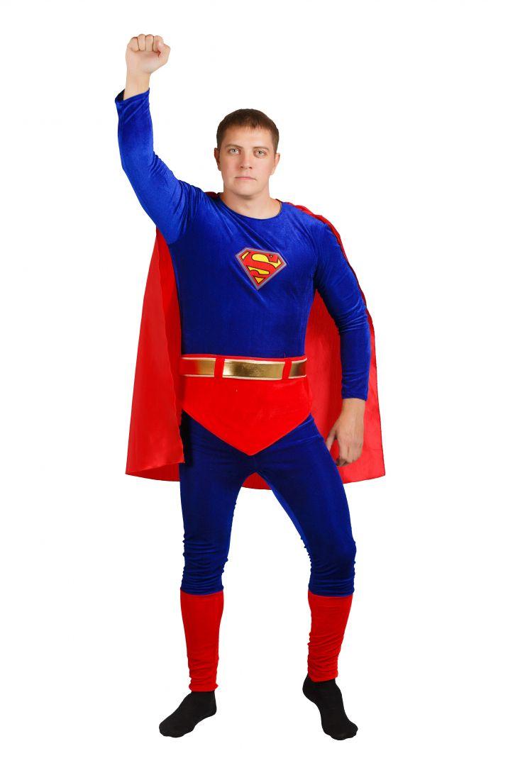 Костюм Могучего Супермена