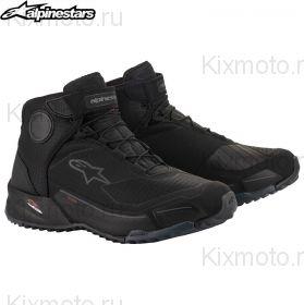 Ботинки Alpinestars CR-X Drystar, Черные