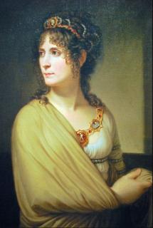 Портрет Жозефины  де Богарне (Репродукция Andrea Appiani (1754-1817)