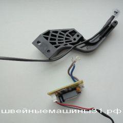 Светодиод подсветки с проводом, электронной платой и выходами с клеммами     цена 600 руб.