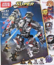 Конструктор JISI BRICKS/DECOOL Super Escort Воитель 7140 (76124) 395 дет