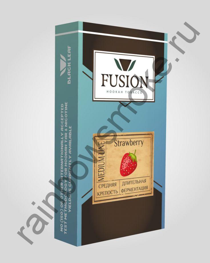 Fusion Medium 100 гр - Strawberry (Клубника)