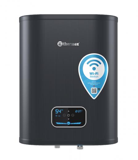 Водонагреватель аккумуляционный электрический бытовой THERMEX ID 30 V (pro) Wi-Fi
