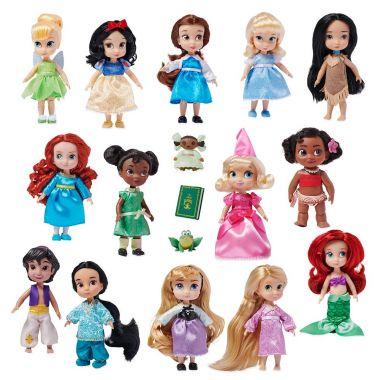 Подарочный игровой набор из 12 мини кукол аниматорс