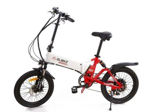 Электровелосипед Elbike Gangstar Vip