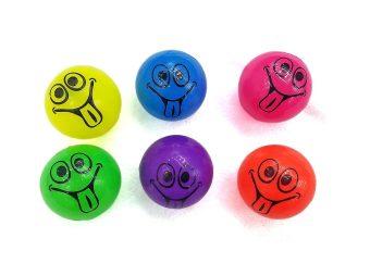 Мяч прыгун 5,5 см, свет, в ассортименте, дисплей