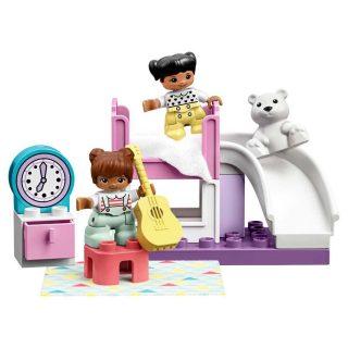 Констр-р LEGO Дупло Спальня