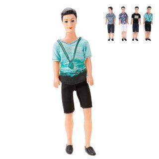 Кукла-юноша в ассорт, 29 см.
