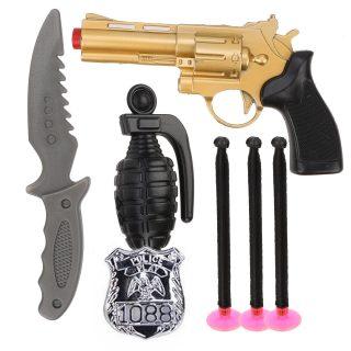 Набор оружия Полицейский