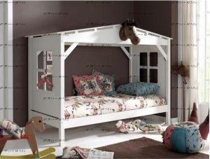 Кровать Домик №KV10