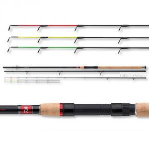 Фидерное удилище Daiwa Ninja-X Feeder 360H 3,6м/тест 50-150гр
