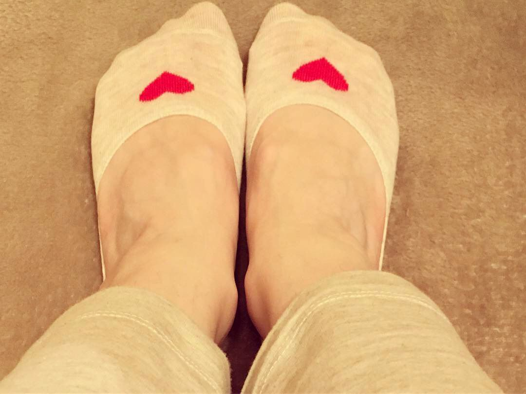 Короткие носочки для дома и йоги (СПб)