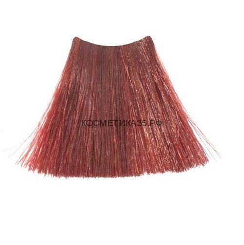 Краситель стойкий  для волос без аммиака 7.45  Натуральный медно-красный блондин 100 мл. VELVET COLOUR