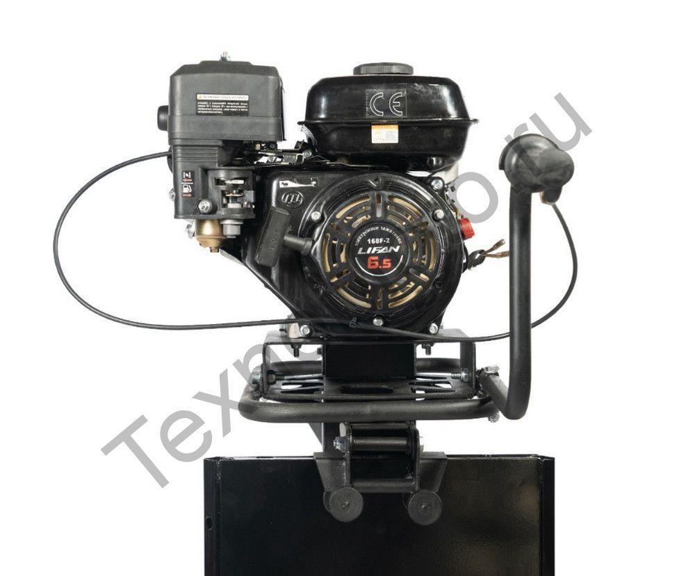 Мотор болотоход Бурлак BLF-6E ( 6,5 л.с) электростартер