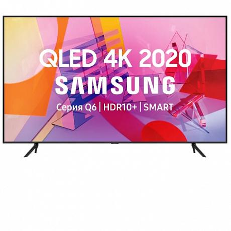 Телевизор QLED Samsung QE55Q60TAU