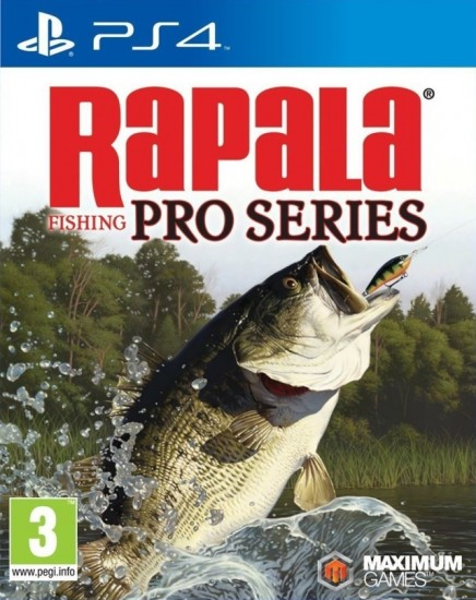Игра Rapala Fishing Pro Series (PS4)