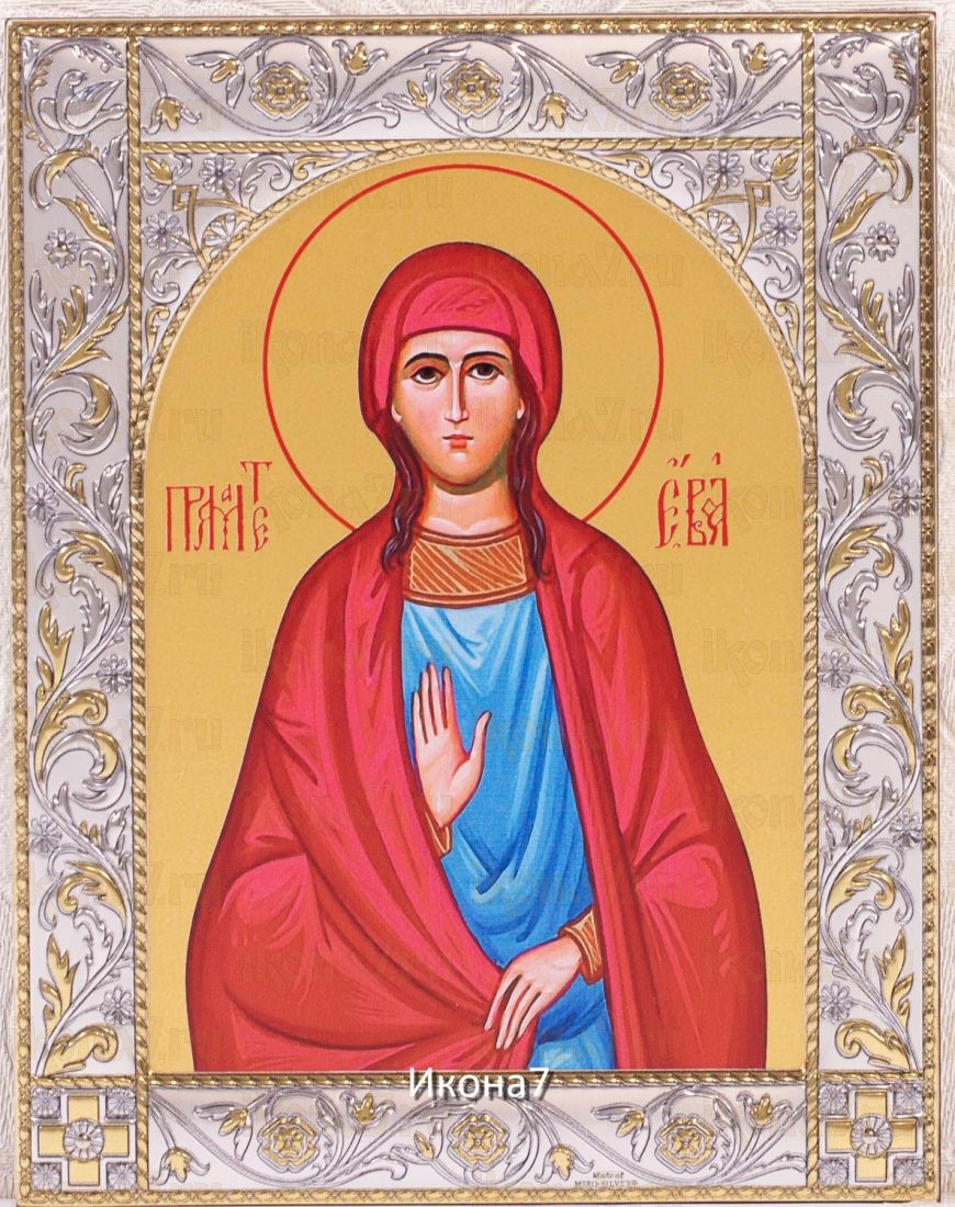 Икона Ева, праматерь (14х18см)