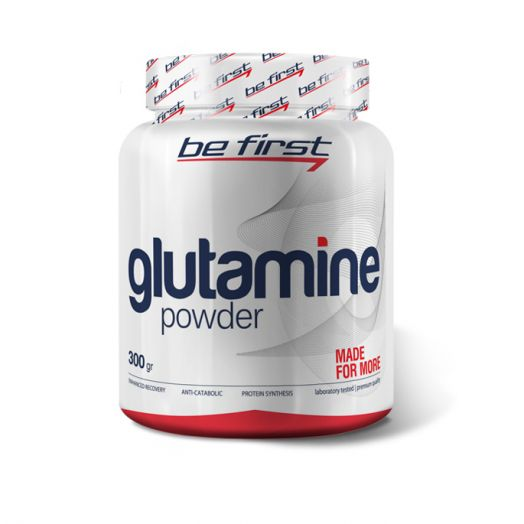 Be first - Glutamine Powder