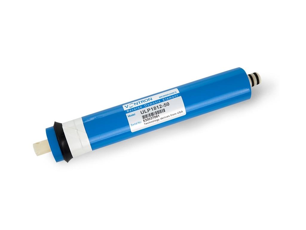 Мембрана для обратного осмоса Vontron ULP1812-50 GPD