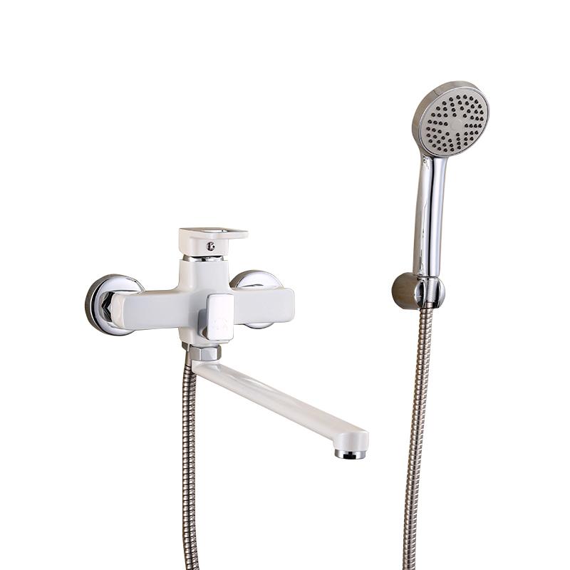 Смес ванна 35мм STUTTGART 12249 переключение в корпусе ручка петля
