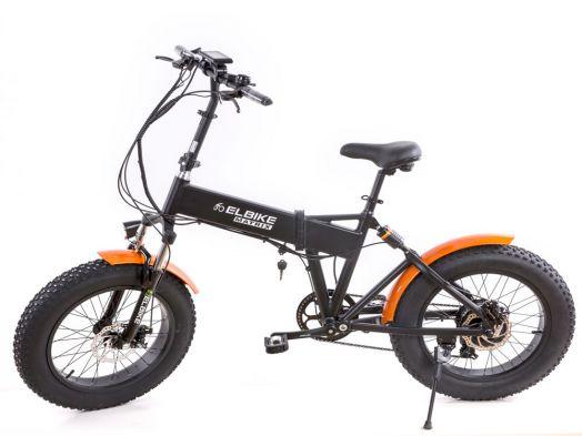 Электровелосипед Elbike Matrix Vip