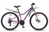 Велосипед женский Stels Miss 7100 MD 27.5 V020 (2021)