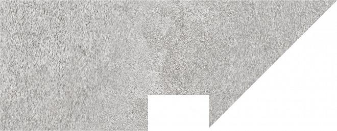 DD2003/BSL/SV | Плинтус вертикальный левый ПроСтоун серый светлый