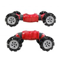 Машинка-перевёртыш с управлением жестами Champions Climber 32 см (цвет красный)_6