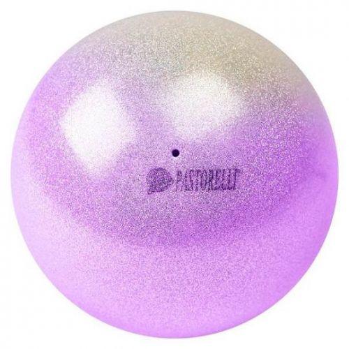 Мяч New Generation GLITTER HV 18 см Pastorelli с переходом цвета