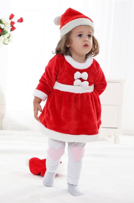 Костюм Рождественской малышки