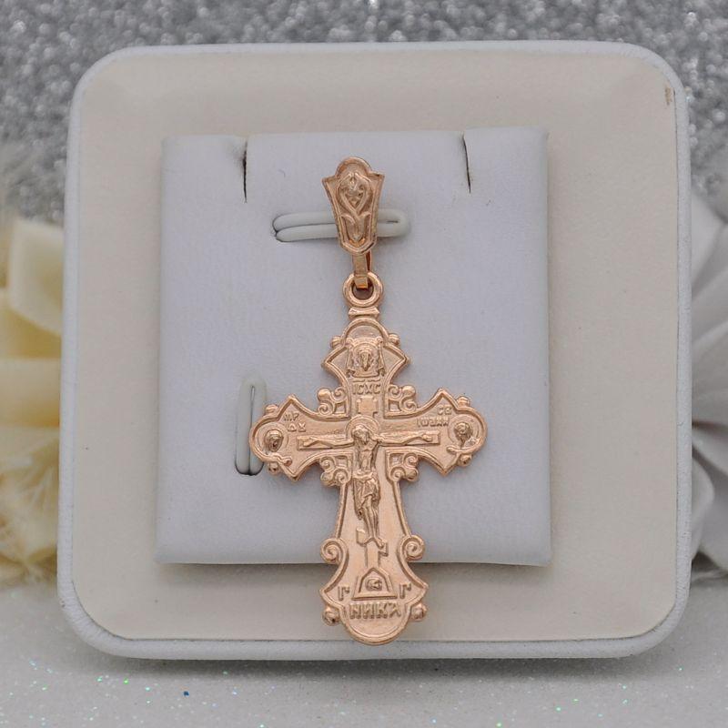 Православный крестик Арт. Ку073