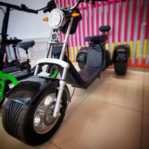 Электроскутер Citycoco Trike BR80 1500W 20Аh 60V