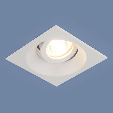 6069 MR16 / Светильник встраиваемый WH белый