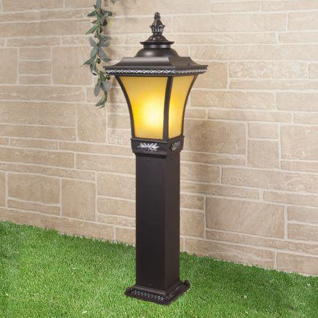GLXT-1408F / Светильник садово-парковый Libra F венге