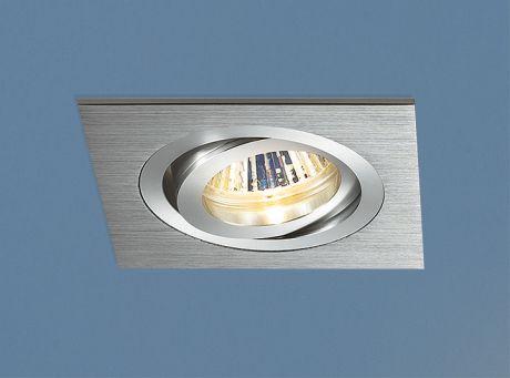 1011/1 MR16 CH / Светильник встраиваемый хром