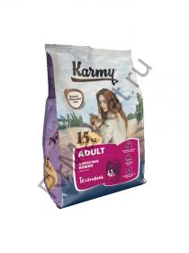 Karmy Adult для кошек - телятина