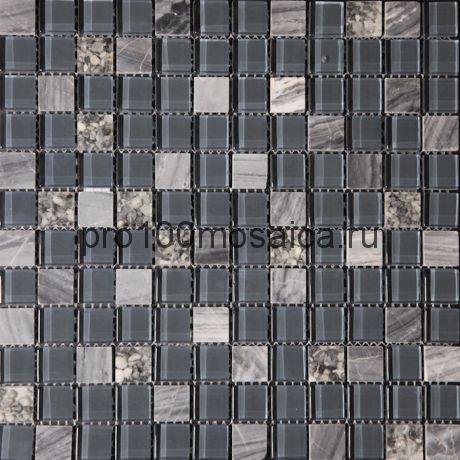 GMBN23-0177. Мозаика серия GlasStone,  размер, мм: 300*300*8 (IMAGINE.LAB)