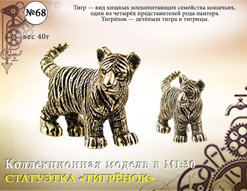 """Форма №68 """"Тигренок"""""""