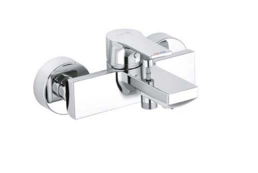 Kludi Zenta SL смеситель для ванны и душа 486700565