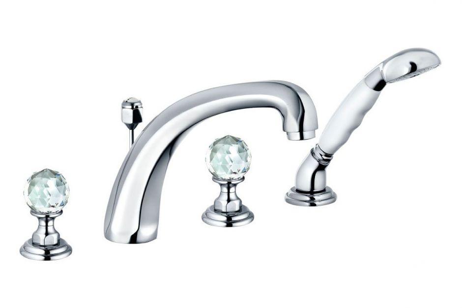 Kludi Adlon смеситель для ванны и душа 5152405G5