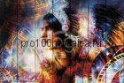 80022 Картина на досках серия ART