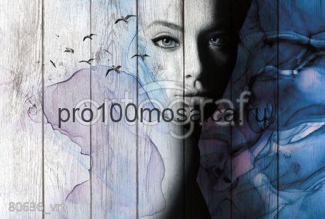 80636 Картина на досках серия ART