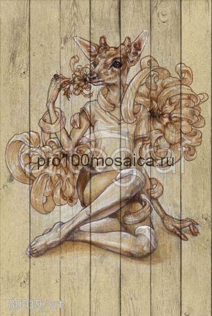 80019 Картина на досках серия ART