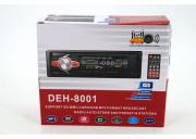 DEH-8001 Магнитола со съемной панелью/ USB+AUX+Радио