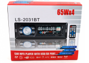 LS-2031BT Магнитола+Bluetooth+USB+AUX+Радио