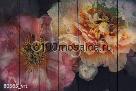 80565 Картина на досках серия FLOWER DREAM