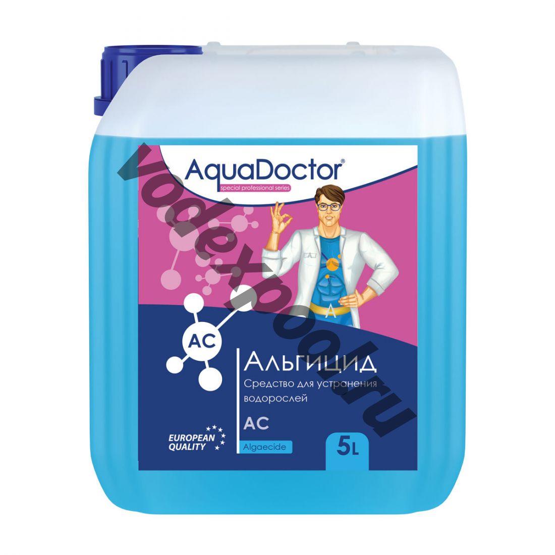 Альгицид AquaDoctor AC непенящийся 5 л