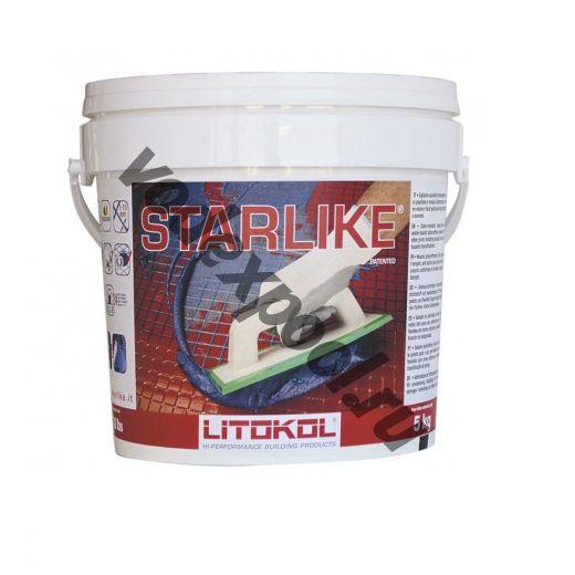 Затирочная смесь LITOCHROM STARLIKE С.340 (нейтральная) 5 кг