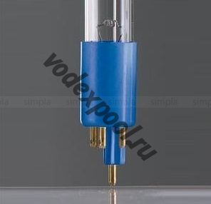 Лампа для установки ультрафиолетовой с медным ионизатором Blue Lagoon Ionizer UV-C Timer 40000, В280002