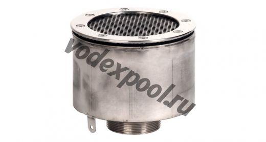 """Водозабор с сетчатой крышкой XenoZone д.165 2""""(внутр.) плитка"""